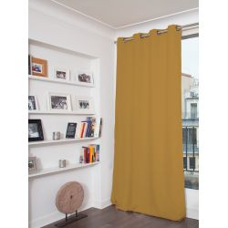 Cortina 100% Blackout Revolution Amarelo MC215
