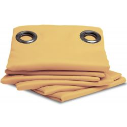 Cortina Blackout Lisa Amarelo MC243