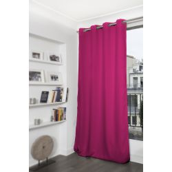 Cortina Térmica e Blackout Rosa MC341